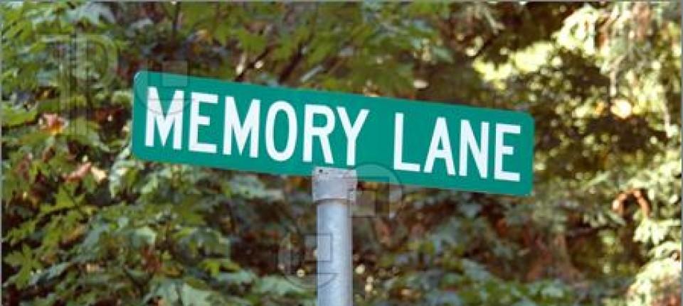 Walk Memory Lane